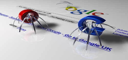 google Spiders crawlers